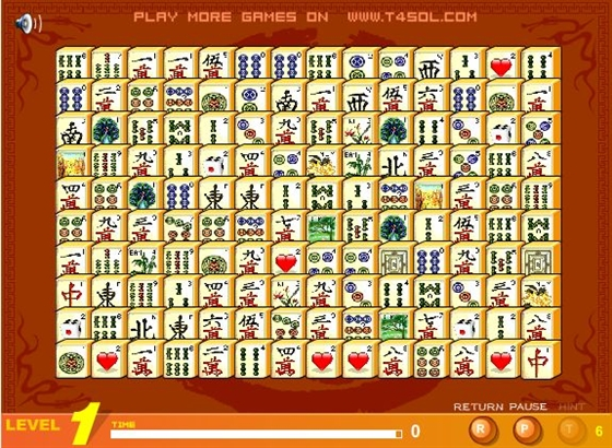 Www.Mahjong Connect 4
