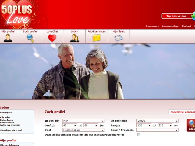 50+ dating site in austria